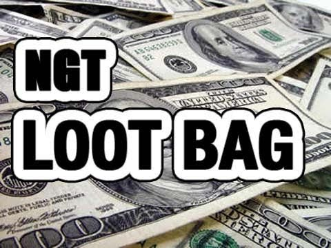 The Loot Bag, FREE Prizes for Gamers! Premiere Episode