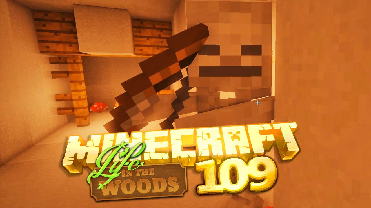 LIFE IN THE WOODS SE WAR NUR N PRANK Gronkh YouTube - Minecraft hauser gronkh