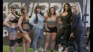 Gym Day in Vegas! Training Glutes & Legs!!
