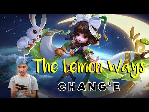 VIDEO PERDANA TUTORIAL HERO MOBILE LEGENDS : CHANG'E