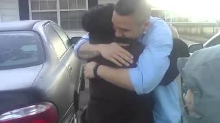 soldiers coming home emotional compilation try not to cry