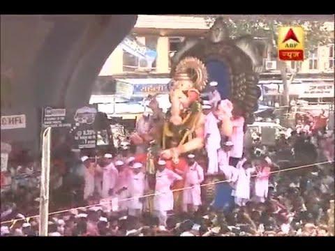 Ganpati Visarjan: Immersion of idols begins in Mumbai