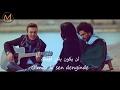 اغنية تركية رومانسية لـ مصطفى جيجلي - لون الورد مترجمة للعربية Mustafa Ceceli - Gül Rengi