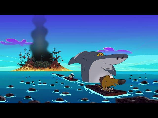 Zig & Sharko - Volcano Turbo (S01E20) _ Full Episode in HD