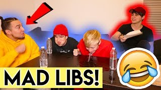 TRY NOT TO LAUGH CHALLENGE (Mad Libs Part 2!)