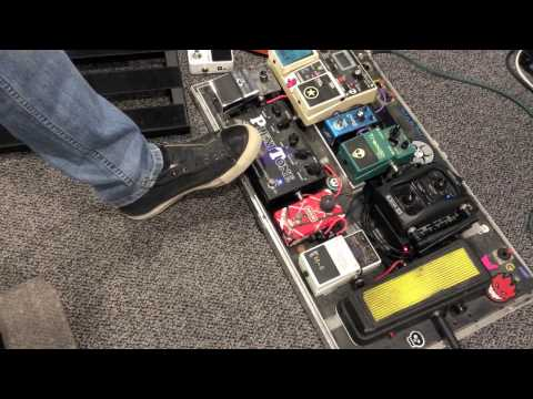 Building a Compact Pedalboard