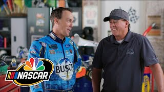 NASCAR Behind the Driver: Kevin Harvick explains importance of Ron Hornaday Jr. | Motorsports on NBC