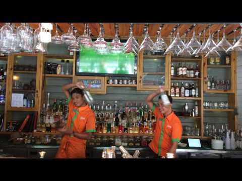 Flair bartender bali