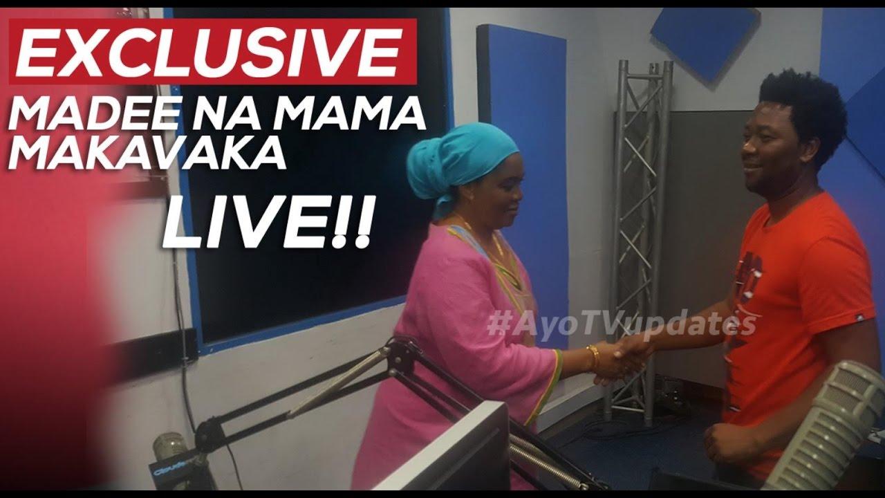 Diva alivyowakutanisha live madee na mama makavaka youtube - Mamma porno diva ...