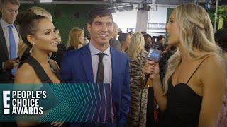Jessica Graf & Cody Nickson Share Pregnancy Details | E! People's Choice Awards
