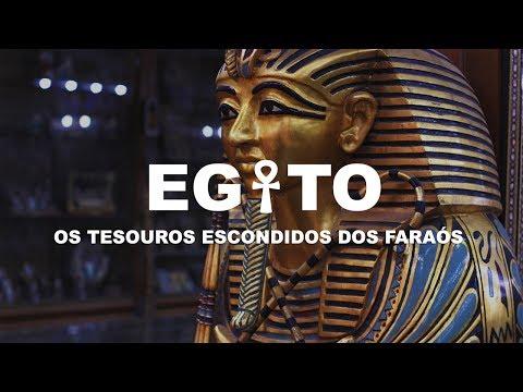 Os tesouros escondidos dos Faraós - Cairo | Egito - Ep. 4
