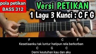 Kunci Gitar TAK INGIN SENDIRI (Aku Masih Seperti Yang Dulu) - Dian Pisesha