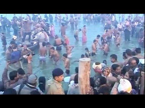 Kumbh Mela festival begins in Allahabad