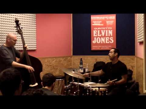 Scott Colley|Antonio Sanchez - Masterclass