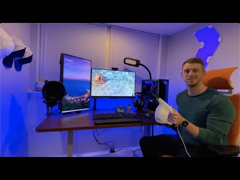 My Ultimate Streaming & Gaming Setup Tour!