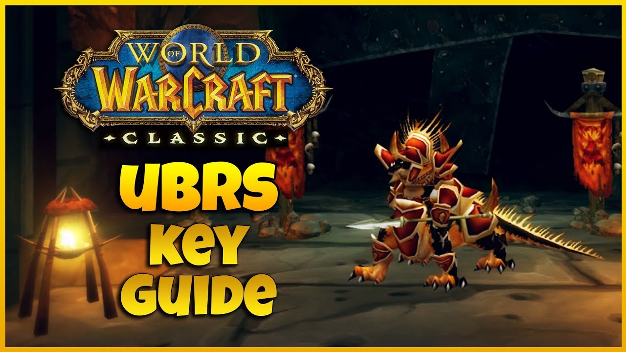 Seal of Ascension Guide (UBRS KEY) | WoW Classic 1 13 Guide