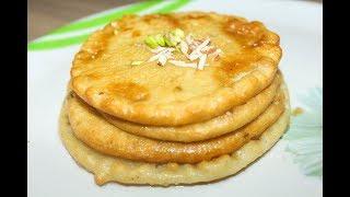 मालपुआ बनाने का अनोखा तरीका   Malpua Recipe   Malpua with Milk Powder   Holi Special   Raj