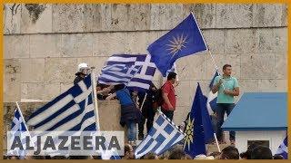 🇬🇷 Greek PM Tsipras survives no-confidence vote over Macedonia deal | Al Jazeera English