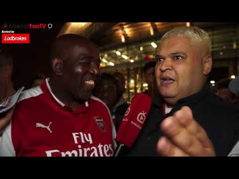 Arsenal 4-3 Leicester City | Jamie Vardy Where's Your Party??!! (Heavy D)