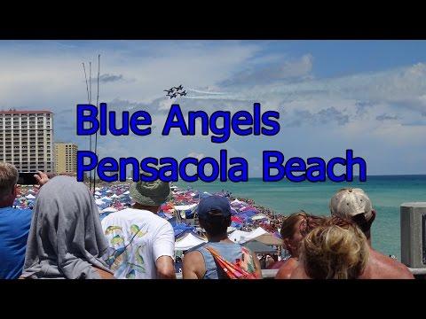 Blue Angels Pensacola Beach 7-16-2016