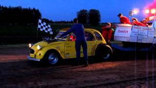 Carpulling Snelrewaard 2011 Poison Ducky finale autotrek