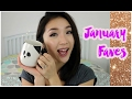 January Faves 2017 ! | lifeofjodes