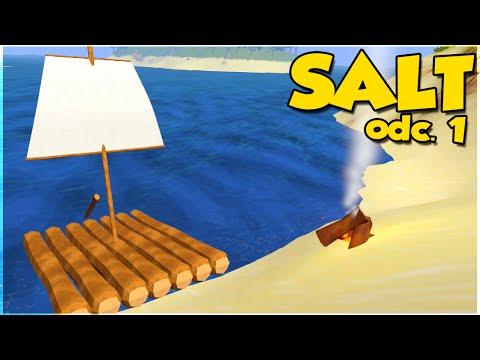 TRATWA I WYSPY! - SALT #1 [LET'S PLAY PL]