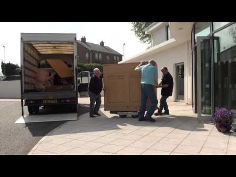 Organ Delivery - Ahoghill Presbyterian Church
