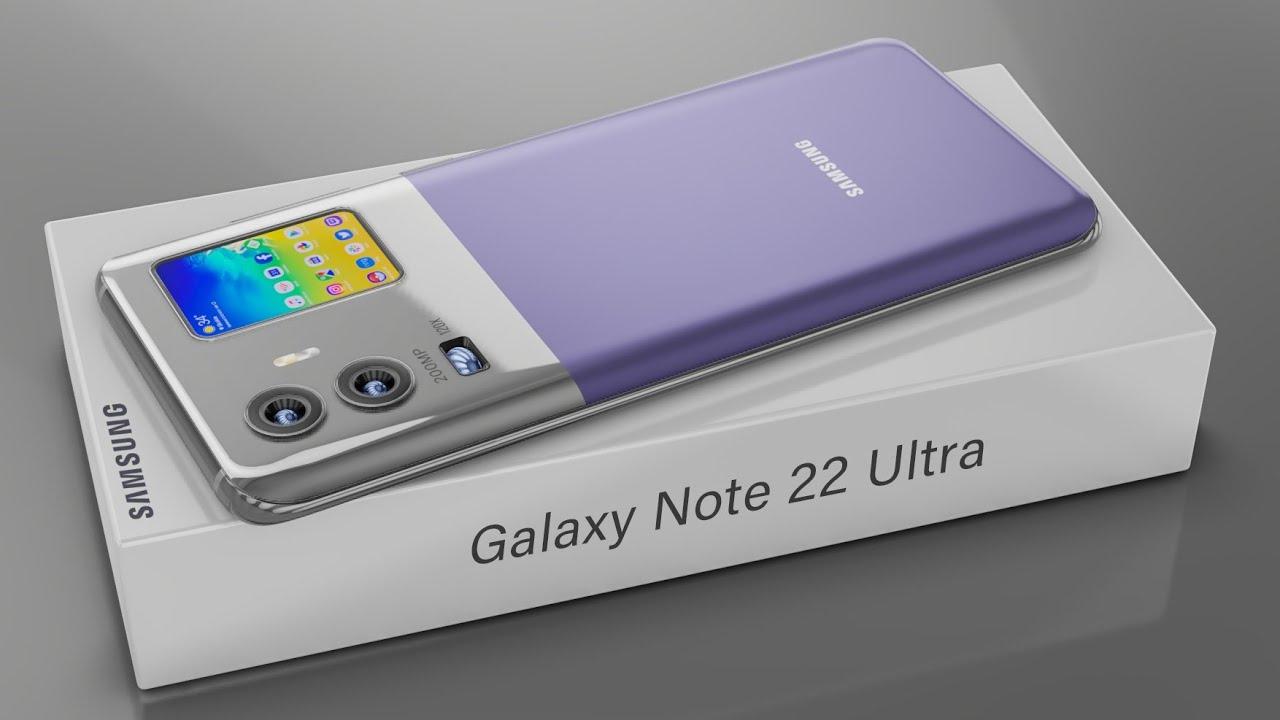 Samsung Galaxy note 22 Ultra- 5G,Snapdragon 888, 200MP Camera,16 GB Ram, 5000mAh Battery