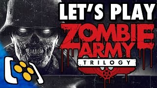 Zombie Army Trilogy: Let's Play - Stone Cold VideoGamer Zombie Killers