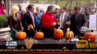 Pumpkin Carving Ideas On Fox & Friends