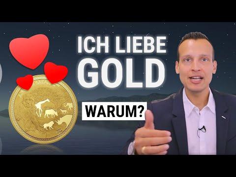 ICH LIEBE GOLD!