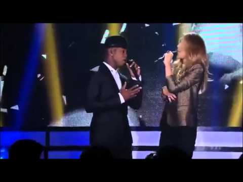 Incredible - Celine Dion feat Ne-Yo - Le Banquier, 3 Novembre 2013, TVA