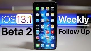 iOS 13.1 Beta 2 - Follow Up