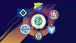 Regionalliga in Fifa 19 ▪ Teil 3 ▪ fehlende Liga ▪
