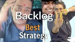 Chal Be Nikl Backlog Strategy ??✊waale//Aman Hataabaal??//