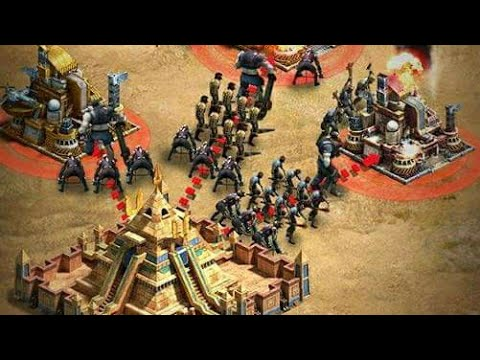 Last Empire War-Z: MY TACTICS AGAINST A STRONG Enemy  OF WAR OASIS / моя тактика в ТЯЖЁЛОМ оазисе