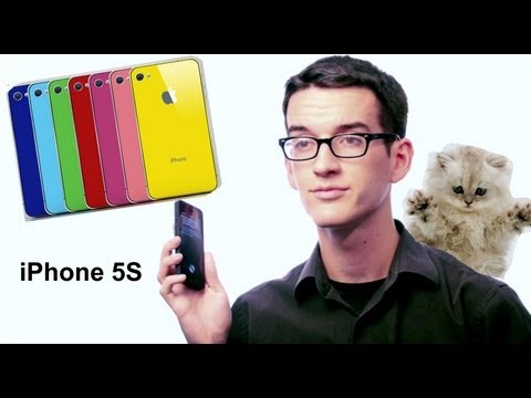 The iPhone 6/5S Parody [HD]