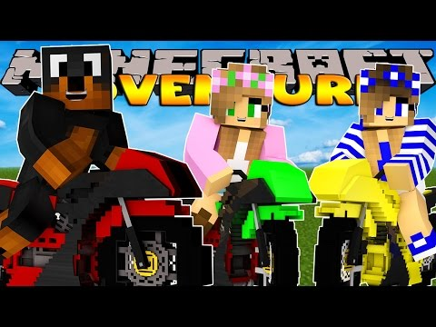 Minecraft donut the dog adventures getting captured by evil little