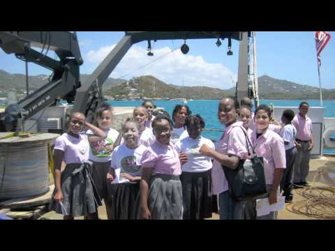 2011 Caribbean Mapping Mission to Conserve Coral Reefs