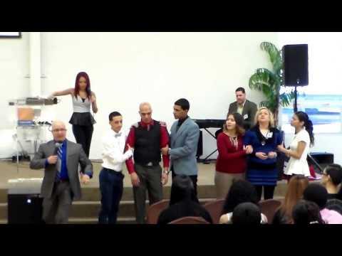 HCRN 3/8/15 Pastor Jose Fontanez-- El Reino de Dios.(The Kingdom of God.)
