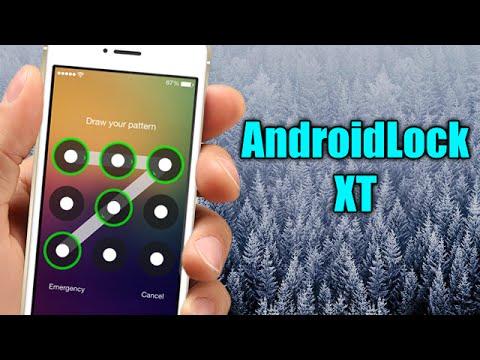 AndroidLock XT - IOS 8 Jailbreak Cydia Tweak