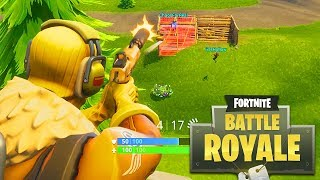 THE SILENCED PISTOL TROLL - Fortnite: Battle Royale Funny Moments