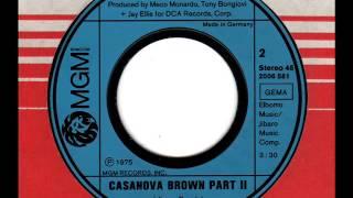 GLORIA GAYNOR  Casanova Brown Part2