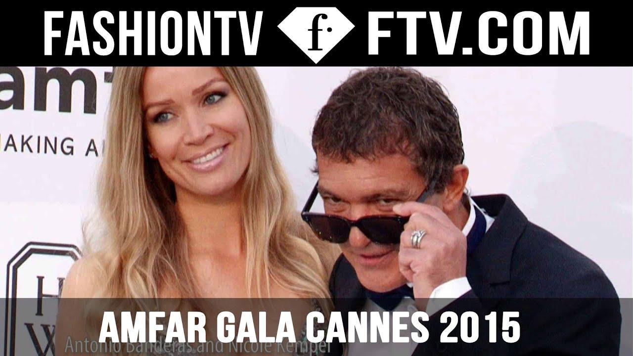 350dbf2a9 amfAR Gala at Cannes Film Festival 2015 pt. 2 ft. Kendall Jenner   Adriana  Lima