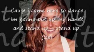 Cheryl Cole - Stand Up Lyrics