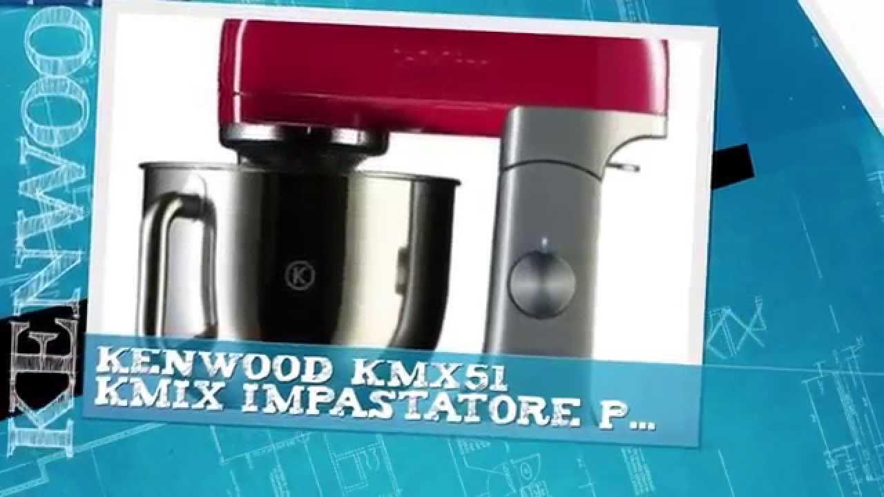 Robot Da Cucina Kenwood Prezzi It - YouTube