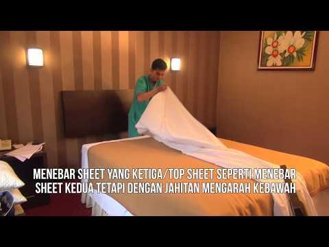 Video Pembelajaran Tematik SMK Akomodasi Perhotelan Menyiapkan Kamar Untuk Tamu (Housekeeping)