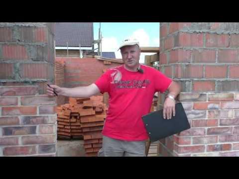 Расценки на виды работ при строительстве кирпично- монолитного дома.