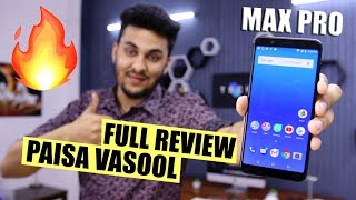 Zenfone Max Pro M1 Full Review in Hindi - 13 Hazar Mein Kamaal Kar Diya!